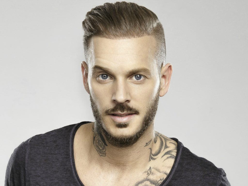 m pokora belinda new video all around new music. Black Bedroom Furniture Sets. Home Design Ideas